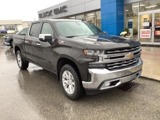 New 2021 Chevrolet Silverado 1500 LTZ for sale in Listowel, ON