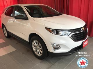 New 2021 Chevrolet Equinox LS for sale in Listowel, ON