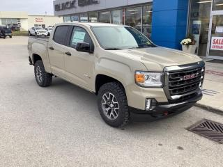 New 2021 GMC Canyon for sale in Listowel, ON