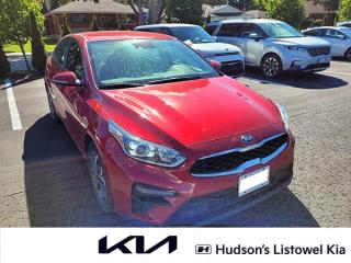 Used 2020 Kia Forte EX One Owner | Rear Camera | Heated Front Seats for sale in Listowel, ON