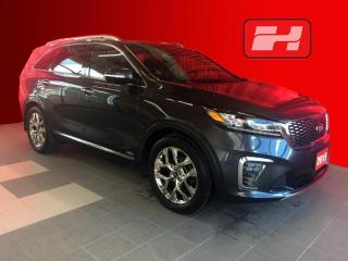 Used 2019 Kia Sorento 3.3L SXL 7 Seater | Leather Seats | Power Sunroof | Navigation for sale in Listowel, ON