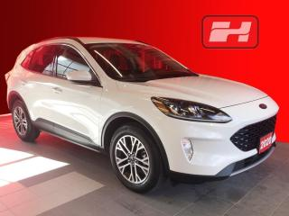 Used 2020 Ford Escape SEL Leather Seats | Rear Vision Camera | Cruise Control for sale in Listowel, ON