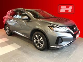 Used 2020 Nissan Murano SV AWD | Blind Spot Warning | Front Fog Lights for sale in Listowel, ON