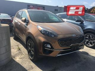 New 2021 Kia Sportage EX PREMIUM S for sale in Listowel, ON