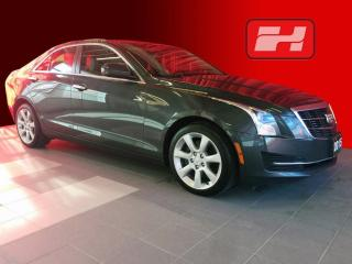 Used 2015 Cadillac ATS 2.0L Turbo Rear Vision Camera | + Winter Tires & Rims for sale in Listowel, ON