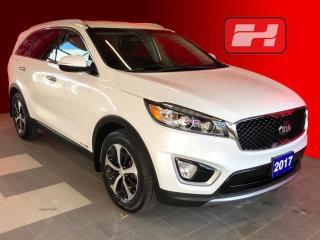 Used 2017 Kia Sorento 3.3L EX One Owner | Leather Seats | Rear Vision Camera for sale in Listowel, ON
