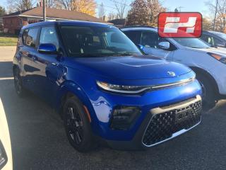 New 2021 Kia Soul for sale in Listowel, ON