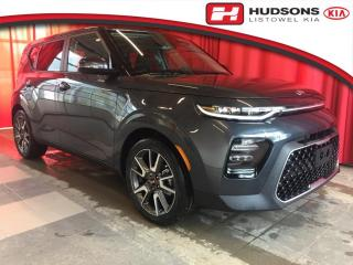 New 2021 Kia Soul EX PREMIUM for sale in Listowel, ON