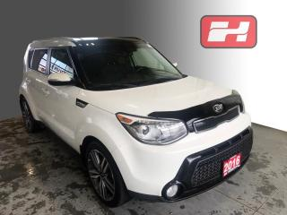 Used 2016 Kia Soul SX One Owner | Panoramic Sunroof | Rear Vision Camera for sale in Stratford, ON