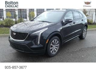 New 2021 Cadillac XT4 Sport - $353 B/W for sale in Bolton, ON