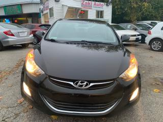 Used 2013 Hyundai Elantra Safety certification included asking price GLS for sale in Toronto, ON