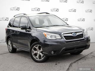 Used 2016 Subaru Forester 2.5i Limited Package for sale in Oakville, ON