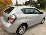 2009 Pontiac Vibe 2009 Vibe/Sunroof Alloy Wheels/Certified