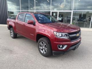 Used 2020 Chevrolet Colorado Z71 Apple CarPlay, Backup Camera, Heated Seats, Remote Start!! for sale in Ingersoll, ON