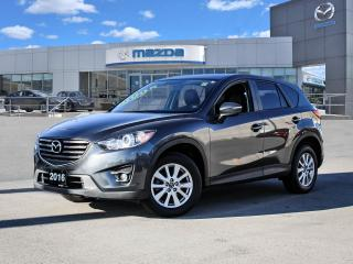 Used 2016 Mazda CX-5 GS - BLUETOOTH, MOONROOF, HEATED SEATS, REAR CAMERA for sale in Hamilton, ON