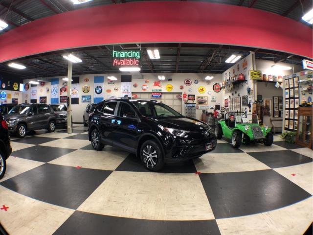 2016 Toyota RAV4 LE AUT0 A/C CRUISE H/SEATS BACKUP CAMERA 49K