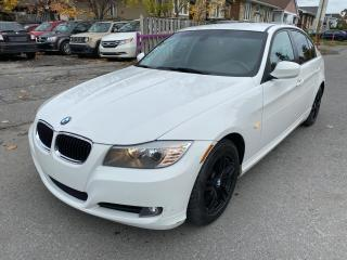 Used 2011 BMW 3 Series 4dr Sdn 323i RWD for sale in Ottawa, ON