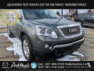 Used 2011 GMC Acadia SLE for sale in Sherwood Park, AB