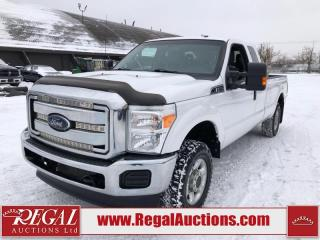 Used 2014 Ford F-250 SD XLT 2D SUPERCAB 4WD for sale in Calgary, AB