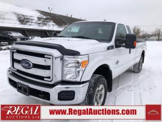 Used 2015 Ford F-250 S/D XLT 4D SUPERCAB 4WD for sale in Calgary, AB