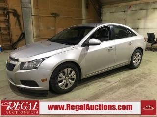 Used 2012 Chevrolet Cruze LT 4D Sedan Turbo for sale in Calgary, AB