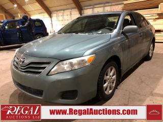 Used 2011 Toyota Camry for sale in Calgary, AB