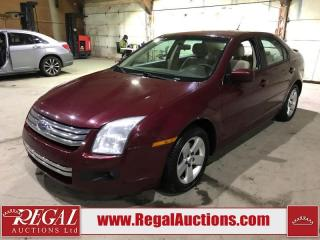 Used 2007 Ford Fusion SE 4D Sedan AWD for sale in Calgary, AB