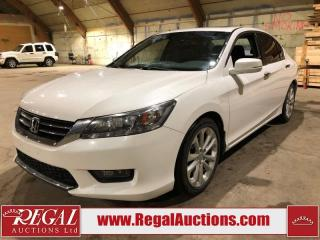 Used 2015 Honda Accord Touring 4D Sedan for sale in Calgary, AB
