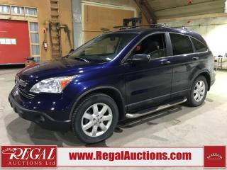 Used 2009 Honda CR-V EX 4D Utility AWD for sale in Calgary, AB