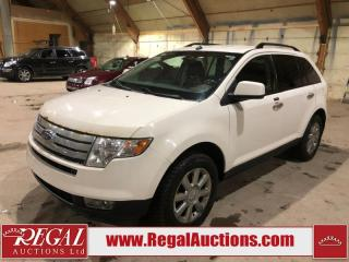 Used 2010 Ford Edge SEL 4D Utility for sale in Calgary, AB