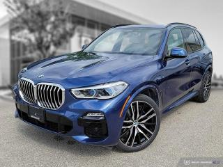 New 2021 BMW X5 xDrive40i PREMIUM EXCELLENCE PACKGE for sale in Winnipeg, MB