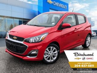 New 2020 Chevrolet Spark LT City- Wide Sale for sale in Winnipeg, MB