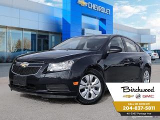 Used 2014 Chevrolet Cruze 1LT Bluetooth | Rear View Camera | Remote Start for sale in Winnipeg, MB