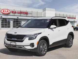New 2021 Kia Seltos LX for sale in Winnipeg, MB