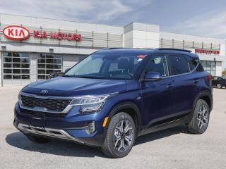 New 2021 Kia Seltos EX PREMIUM for sale in Winnipeg, MB
