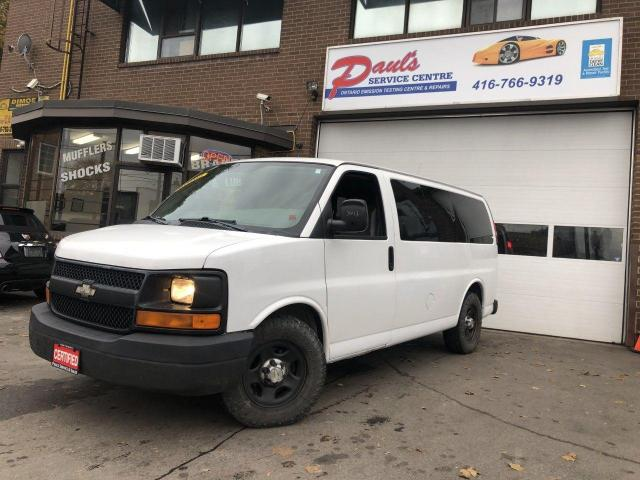 2008 Chevrolet Express LS - AWD - 2500 EXPRESS *CERTIFIED*