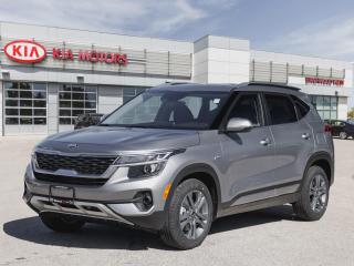 New 2021 Kia Seltos EX for sale in Winnipeg, MB