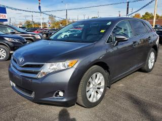 Used 2014 Toyota Venza for sale in London, ON