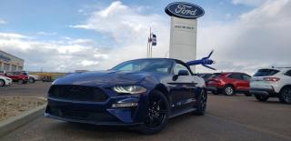 Used 2019 Ford Mustang for sale in Lacombe, AB
