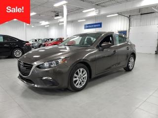 Used 2016 Mazda MAZDA3 Sport GS HB SPORT - CAMERA + S. CHAUFFANTS + JAMAIS ACCI for sale in Saint-Eustache, QC
