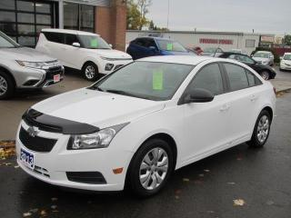 Used 2013 Chevrolet Cruze LS Auto for sale in Brockville, ON