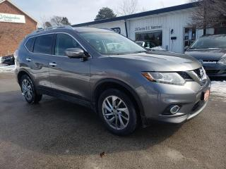 Used 2015 Nissan Rogue SL AWD for sale in Waterdown, ON