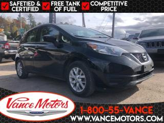 Used 2019 Nissan Versa Note SV for sale in Bancroft, ON