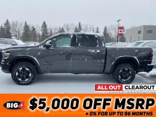 New 2020 RAM 1500 Rebel for sale in Calgary, AB