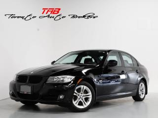 Used 2011 BMW 3 Series 328i xDrive I SUNROOF I LEATHER I CLEAN CARFAX for sale in Vaughan, ON
