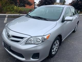Used 2011 Toyota Corolla CE for sale in Concord, ON