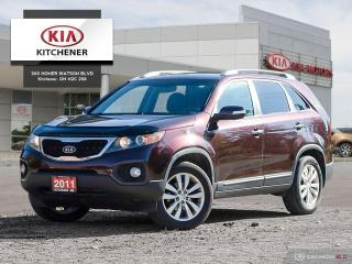Used 2011 Kia Sorento 2.4L LX FWD at for sale in Kitchener, ON