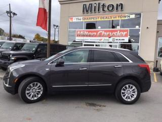 Used 2018 Cadillac XT5|LEATHER|BACK UP CAMERA|REMOTE START Base for sale in Milton, ON