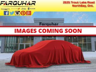 Used 2017 Chevrolet Silverado 1500 Custom - A/C -  Bluetooth for sale in North Bay, ON