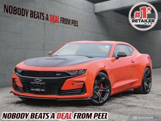 Used 2019 Chevrolet Camaro 1SS*Brand New Tires for sale in Mississauga, ON